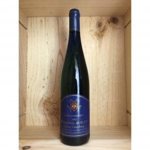 Fritz Windisch Selzer Osterberg Riesling Auslese風德士雷司令精選級白葡萄酒