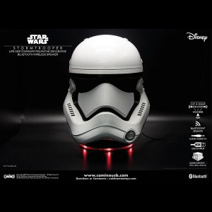761403 Figurative decorative Speaker_Head Speaker HKTOYSHOW2015
