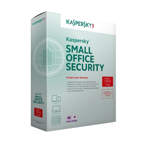 Kaspersky Small Office Security 2 Years